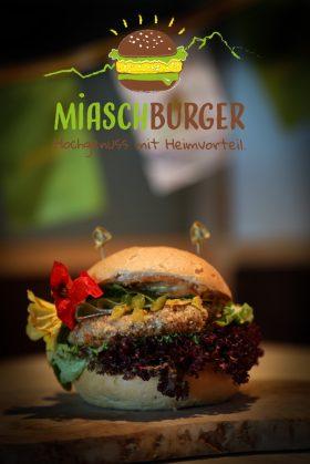 Miaschburger-Hochgenuss mit Heimvorteil